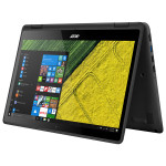 "Laptop ACER Spin SP513-51, Intel® Core™ i7-6500U pana la 3.1GHz, 13.3"" Touch, 8GB, SSD 256GB, Intel® HD Graphics 520, Windows 10"