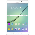 "Tableta SAMSUNG Galaxy Tab S2 T713, Wi-Fi, 8.0"", Octa Core Snapdragon 1.8GHz + 1.4GHz, 32GB, 3GB, Android 5.0, alb"