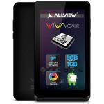 Tableta ALLVIEW Viva C702, Wi-Fi, Quad Core Cortex®-A53 1.3GHz, 8GB, 1GB DDR3, Android 6.0, Black