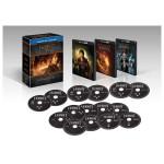 Hobbitul - Trilogia Editie extinsa  Blu-ray 3D