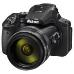 Camera foto digitala NIKON P900, 16Mp, 83x, 3 inch, negru