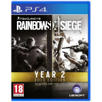 Tom Clancy's Rainbow Six Siege Year 2 Gold Edition PS4