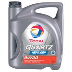 Ulei motor TOTAL Quartz Ineo Ecs, 5W30, 5l