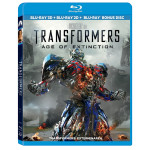 Transformers - Exterminarea Blu-ray 3D + 2D