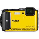 Camera foto NIKON COOLPIX Waterproof AW130 Outdoor Kit, yellow