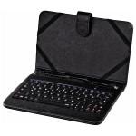 """Husa de protectie cu tastatura HAMA U6050468 pentru tableta de 8.0"""", negru"""
