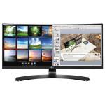 """Monitor LED IPS LG 29UC88-B, 29"""" Curved, UltraWide Full HD, negru"""