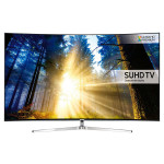 Televizor curbat LED Smart Ultra HD, 124cm, SAMSUNG UE49KS9002T