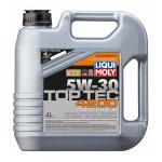Ulei motor LIQUI MOLY Top Tec 4200 3715, 5W30, VW, 4l