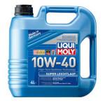 Ulei motor LIQUI MOLY Super-Leichtlauf 9504, 10W40, 4l