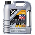 Ulei motor LIQUI MOLY Top Tec 4100 9511, 5W40, A3/B4/C3, 5l