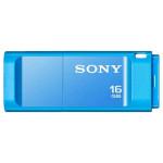 Memorie portabila SONY X-Series USM16GXL, 16GB, USB 3.0, albastru