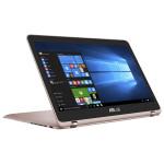 "Laptop 2 in 1 ASUS ZenBook Flip UX360UAK-C4196T, 13.3"" Full HD Touch, Intel® Core™ i5-7200U pana la 3.1GHz, 8GB, SSD 256GB, Intel® HD Graphics 620, Windows 10"