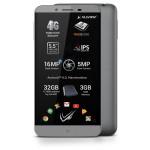 "Smartphone Dual Sim ALLVIEW V2 Viper S, 5.5"", 16MP, 3GB RAM, 32GB, 4G, Octa-Core, Grey"