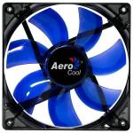 Ventilator Aerocool Lightning EN51394, 120mm, Blue