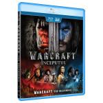 Warcraft: Inceputul Blu-ray 2D+3D