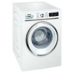 Masina de spalat frontala SIEMENS iQ700 WM16W640EU iSensoric Premium, 9kg, 1600rpm, A+++, alb