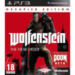 Wolfenstein The New Order Occupied Edition PS3