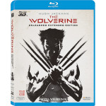 Wolverine Blu-ray Combo 2D + 3D