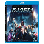 X-Men: Apocalypse Blu-Ray 3D+2D