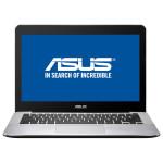 "Laptop ASUS X302UV-FN013D, Intel® Core™ i5-6200U pana la 2.8GHz, 13.3"", 4GB, 500GB + 24GB cache, NVIDIA® GeForce® 920MX 2GB, Free Dos"