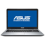 "Laptop ASUS X555QG-XX010D, AMD Quad Core FX-9800P pana la 3.6GHz, 15.6"", 8GB, 1TB, AMD Radeon R5 M430 2GB, Free Dos"
