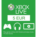 Xbox Live 5 EUR - CD Key