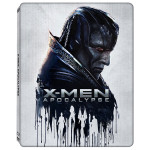 X-Men: Apocalypse Steelbook Blu-Ray 3D + 2D
