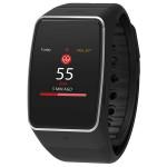 Smartwatch MYKRONOZ ZeWatch 4 HR, negru