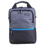 """Geanta laptop PROMATE Ascend-HB, 13.3"""", gri"""