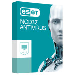 Antivirus ESET NOD32 V10, 1 an, 1 utilizator, Box