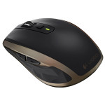 Mouse Wireless LOGITECH MX Anywhere 2, 1600dpi, Bluetooth Smart, negru