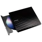 DVD-RW extern ASUS SDRW-08D2S-UBK Black, USB 2.0, negru