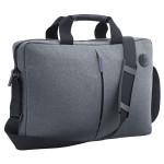 """Geanta laptop HP Essential T0E18AA, 17.3"""", gri-albastru"""