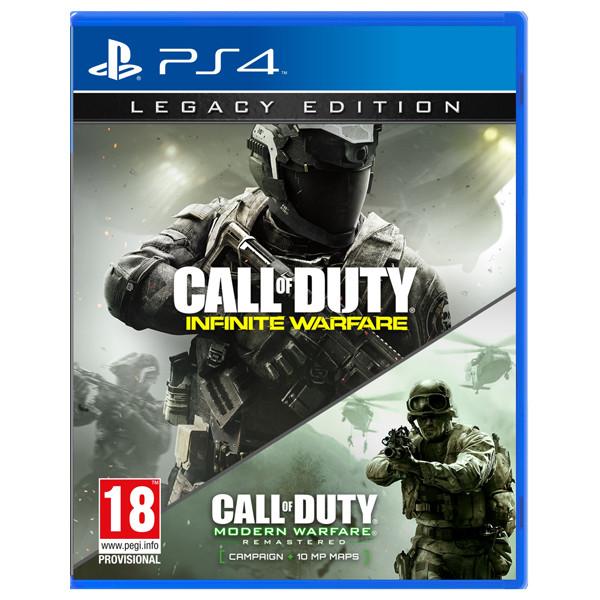 Call of Duty Infinite Warfare Legacy Edition PS4