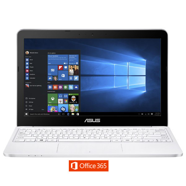 "Laptop ASUS E200HA-FD0007TS, Intel® Atom™ x5-Z8300 pana la 1.84GHz, 11.6"", 2GB, eMMC 32GB, Intel® HD Graphics, Windows 10"