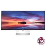 """Monitor LED IPS LG 34UM95C, 34"""", UltraWide QHD, negru-gri"""