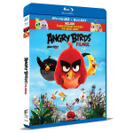 Angry Birds: Filmul Blu-ray 2D+3D