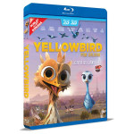Pene galbene Blu-ray 3D + 2D