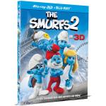 Strumpfii 2 Blu-ray 3D + 2D