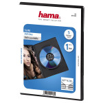 Carcasa DVD HAMA 51180, negru
