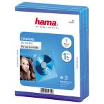 Carcasa Blu-Ray Disc HAMA 51349, albastru