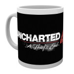 Cana Uncharted 4: A Thief's End - Logo