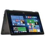 """Laptop 2 in 1 DELL Inspiron 7778, Intel® Core™ i7-6500U pana la 3.1GHz, 17.3"""" Full HD Touch, 16GB, SSD 512GB, NVIDIA GeForce GTX 940MX 2GB, Windows 10"""