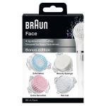 Rezerva perie BRAUN Face SE80-M