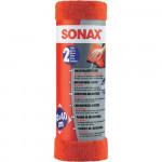 Lavete din microfibre pentru curatare exterioara SONAX SO416241, 2 buc