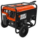 Generator electric BLACK&DECKER BD 3000, 2500W, 18l