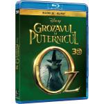 Grozavul si puternicul Oz Blu-ray 3D + 2D