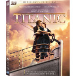 Titanic Restored Special Edition Blu-ray 3D