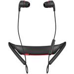 Casti in-ear SKULLCANDY Smokin'Buds 2  Wireless S2PGHW-521, Black Red